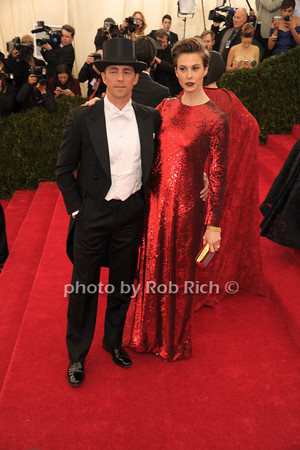 James Marshall and  Elettra Rossellini Wiedemann    photo by Rob Rich © 2014 robwayne1@aol.com 516-676-3939