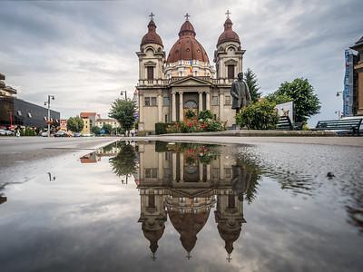 Târgu Mureș, Romania