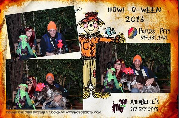 Howl-O-Ween 2016