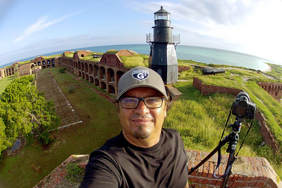 Fort Jefferson, Dry Tortugas , ENP,  USA