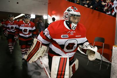 Ottawa 67's vs. Niagara IceDogs - Mar. 28, 2016