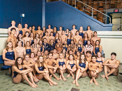 Men-Women's Swim team/ headshots, 9-28-18