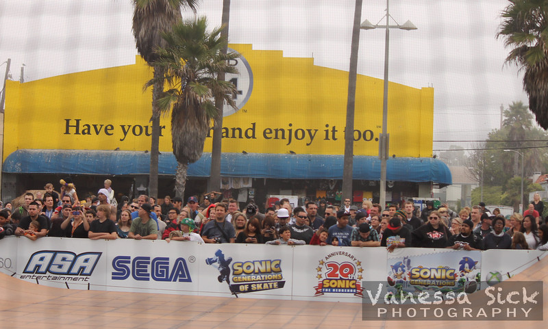 10.22.11 Sonic Generations of Skate in Venice