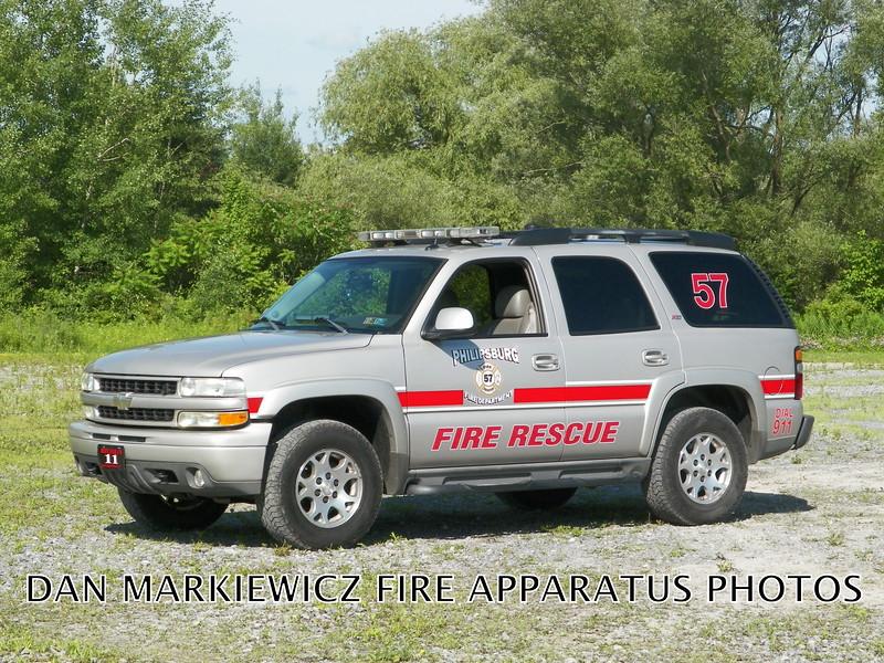 HOPE FIRE CO. PHILLIPSBURG