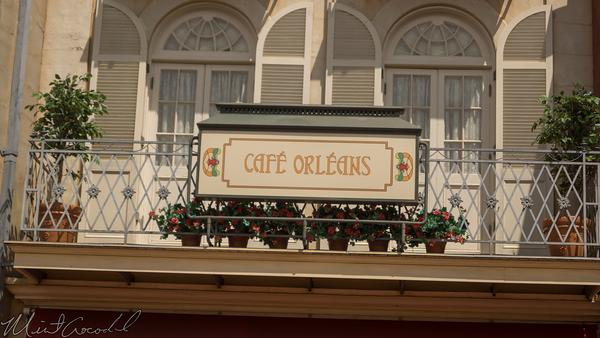 Disneyland Resort, Tokyo Disneyland, Adventureland, New Orleans Square