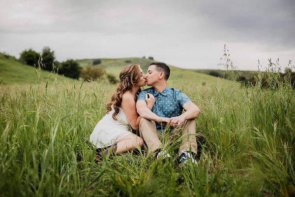 Hayley and Travis | John F RIley Wilderness Engagement