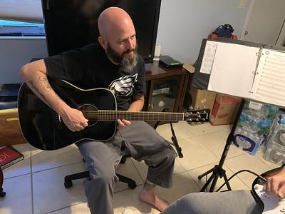 Guitar - Matthew & Eddie 2019-2020