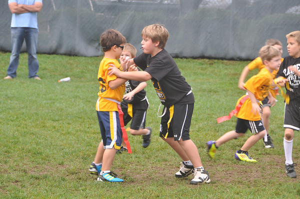 RFH Flag Football 2nd and 3rd graders
