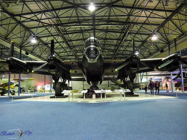RAF Museum, Hendon : 9th November 2014