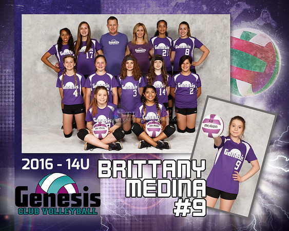 Genesis Volleyball Club