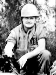 Forrest Cain...05 Aug 67...NSA Da Nang
