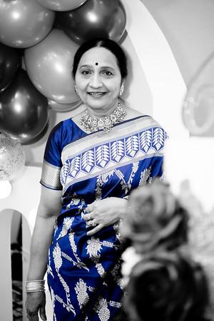 Uma's 60th Birthday