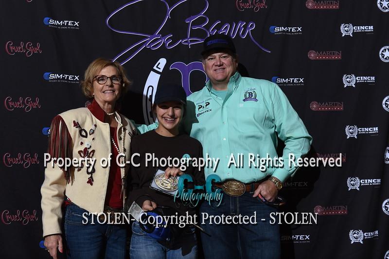 Joe Beaver Easter Roping 2019 Alvarado TX