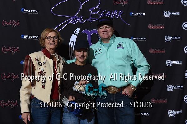 #12 & Under Goat  Joe Beaver Easter Roping 2019 Alvarado TX