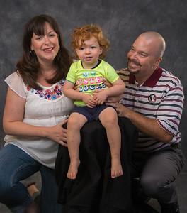 091717 Amanda, Dean & Family