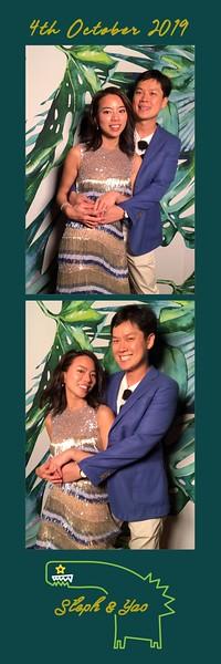 Wei Yao & Stephanie - Stills