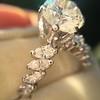 1.59ct Round Brilliant Diamond Ring GIA J SI1 11