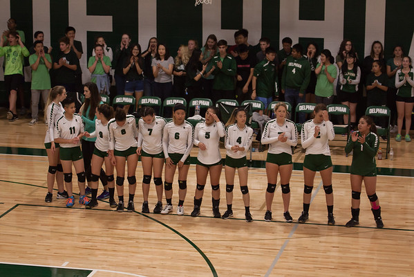 Varsity Volleyball vs. Nestucca
