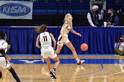 2021-04-09 SHA vs Bowling Green Varsity Girls Basketball