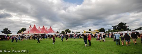 Shrewsbury Folk Festival 2013