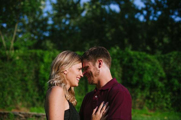Lisa and Josh