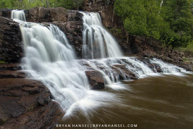 Gooseberry Waterfall