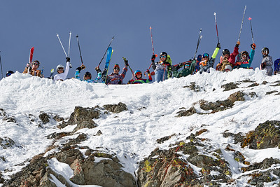 Squaw Free Gaper Day April 2017