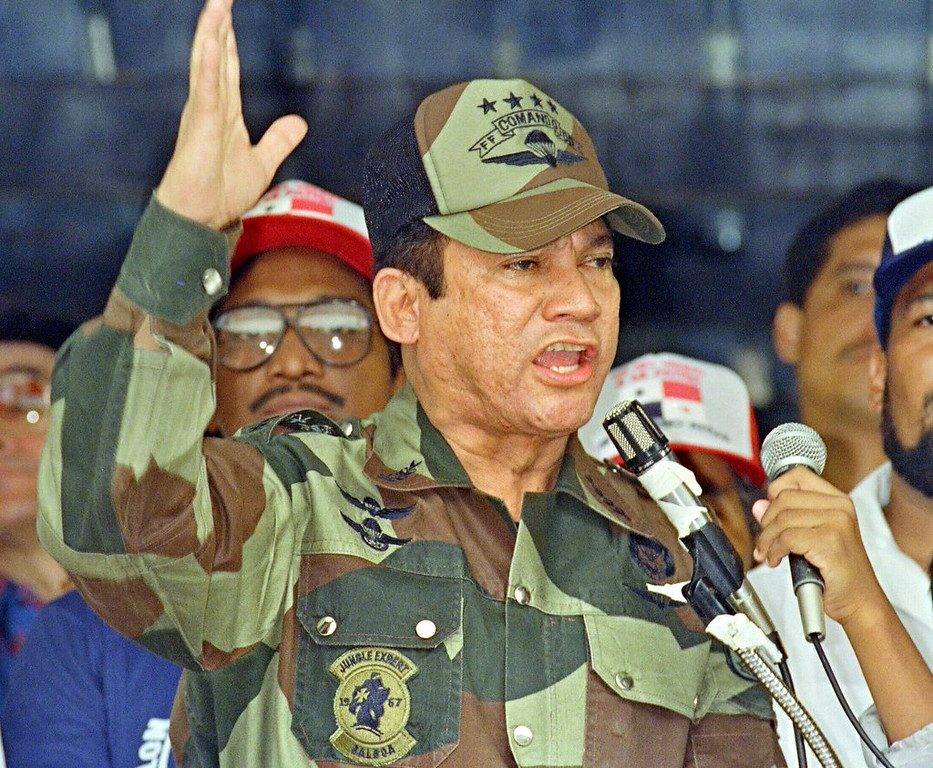 """. 5. (tie) MANUEL NORIEGA <p>Ol� Pineapple Face sues over his �Call of Duty� video game depiction, claiming it�s not pineapple-y enough. (unranked) </p><p><b><a href=\""""http://www.nydailynews.com/entertainment/tv/manuel-noriega-sues-makers-call-duty-black-ops-ii-video-game-likeness-article-1.1868947\"""" target=\""""_blank\""""> LINK </a></b> </p><p>    (Angel Murillo/AFP/Getty Images)</p>"""
