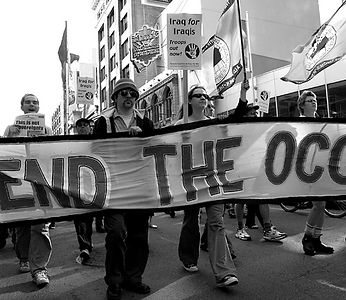 Anti-Occupation Rally & March