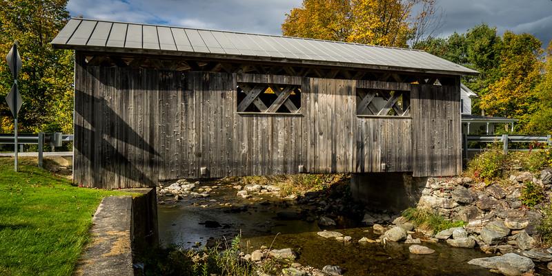 Vermont Day Trip - October 2017