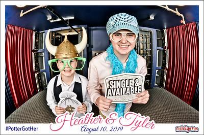 8/10/19 - Heather & Tyler