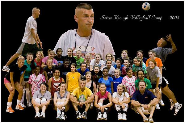 Seton Keough 2008 - 2009