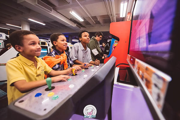 Youmacon Game Room 2017