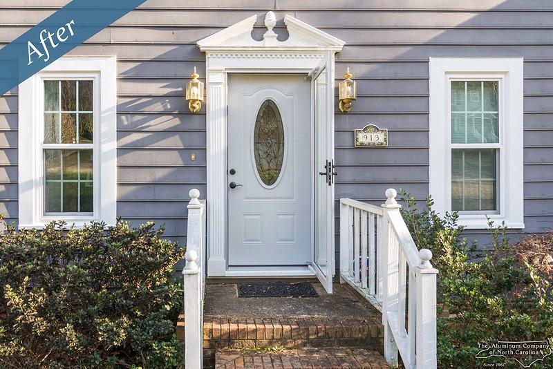Entry doors by the AluminumCompany.com