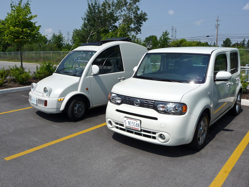 photowagon: My Nissan S-Cargo August 2010