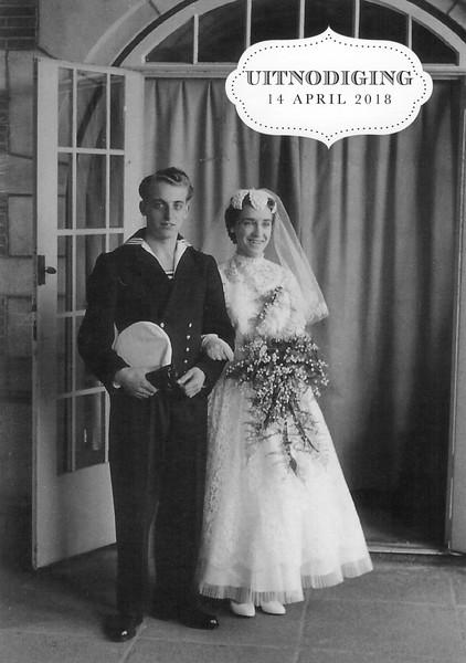 2018/04 - Huwelijksfeest Truus en Thijs