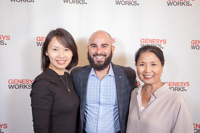 Genesys Works Breaking Through 2018 | Step and Repeat