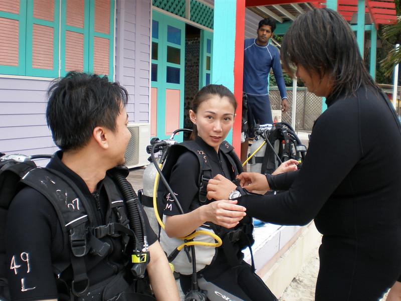 [20080515] Will & Bee Scuba Diving @ Redang (9).JPG