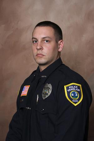 Sean Bailey, Vermilion Ohio Police Department, December 2011