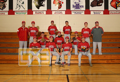 Lincoln baseball BB16