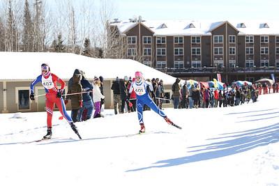 Nordic Skiing 19-20