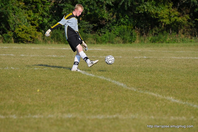 Jonesville vs Olivet Boys Soccer