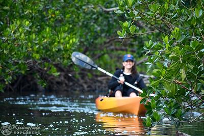 Sunset Kayak Tour - Carone & Wilson