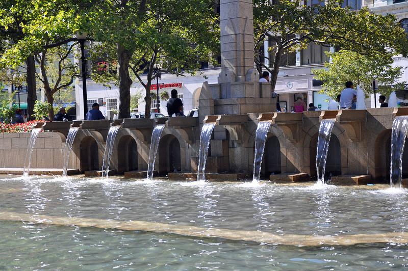 Boston - fountains at Trinity Church 2.jpg