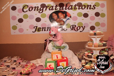 JENNY AND ROY BABY SHOWER