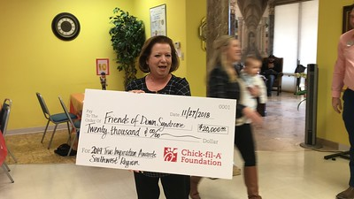 Chick-fil-A True Inspiration Award