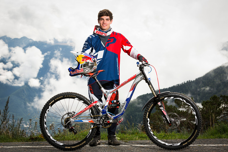 Loïc Bruni / Mountain Bike World Champion / Andorra, 2015
