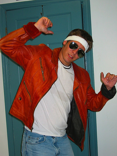 Brian reliving the 80s.JPG