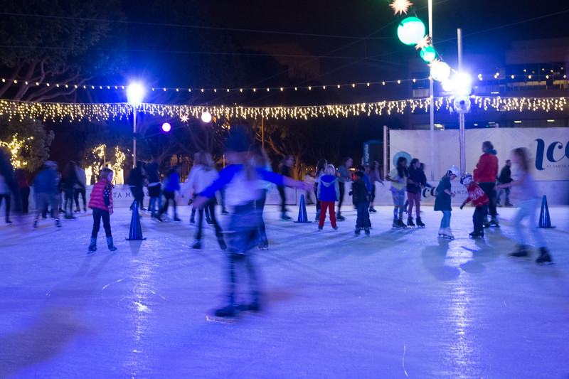 November 23 - Ice Skating in Santa Monica, CA.jpg