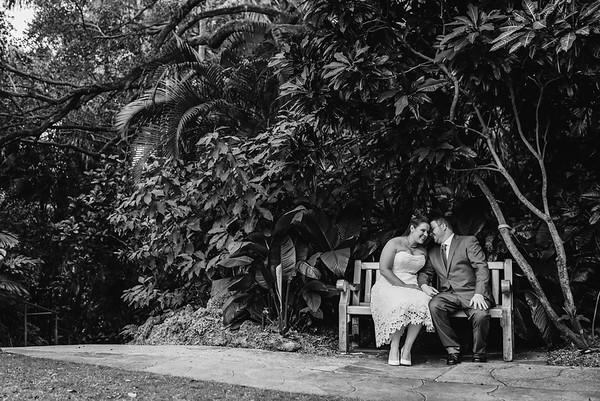 Sunken Gardens Weddings Saint Petersburg